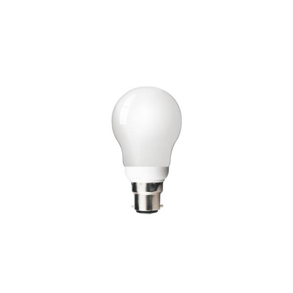 9W CFL Decor GLS, E27, 8000hrs, 2700K KCF09GLS/E27-827 KCF09GLSE27827 KCF 09GLSE27827 - 36907