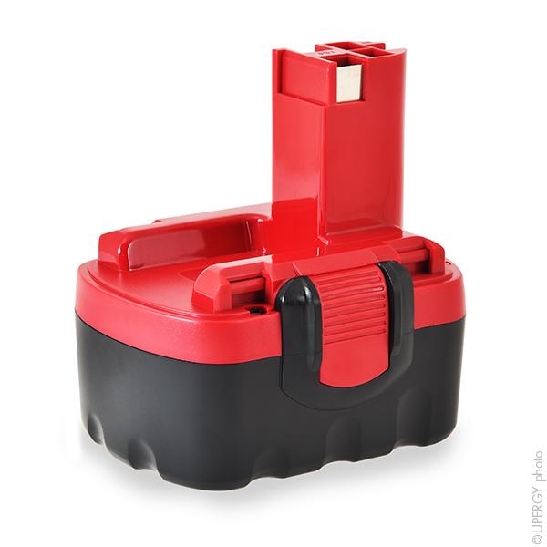 Batterie outillage bricolage NX 14.4V 2100mAh 2607335685 2607335686 BAT038 - 20227