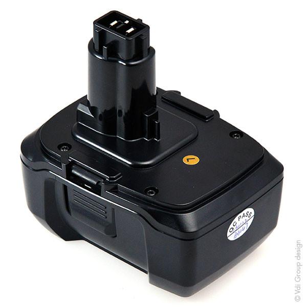 Batterie outillage bricolage NX 18V 3000mAh N058087 DE9180 DE9181 - 33805