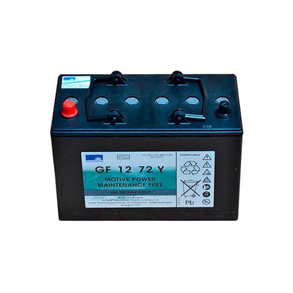 Batterie plomb traction SONNENSCHEIN GF-Y GF12072Y 12V 72Ah Auto