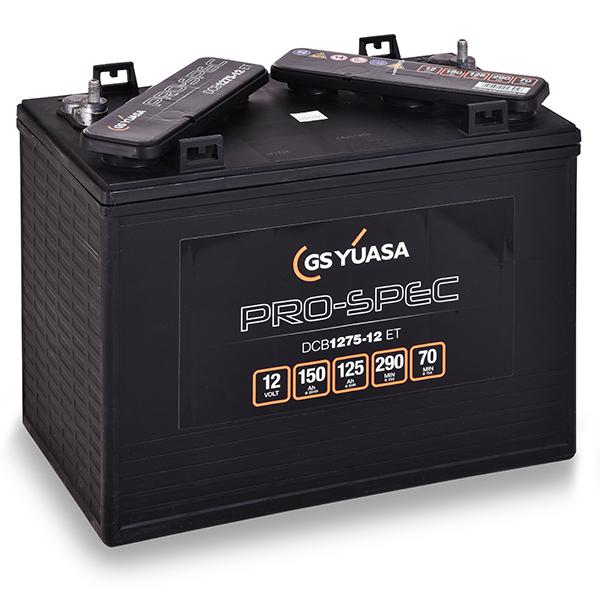 Batterie Yuasa 12V 125000mAh DCB1275-12 DCB127512 DCB 127512