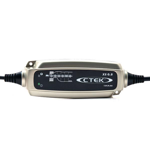 Chargeur plomb CTEK XS 0.8 EU 12V/0.8A 230V (Intelligent) 56-707 56707