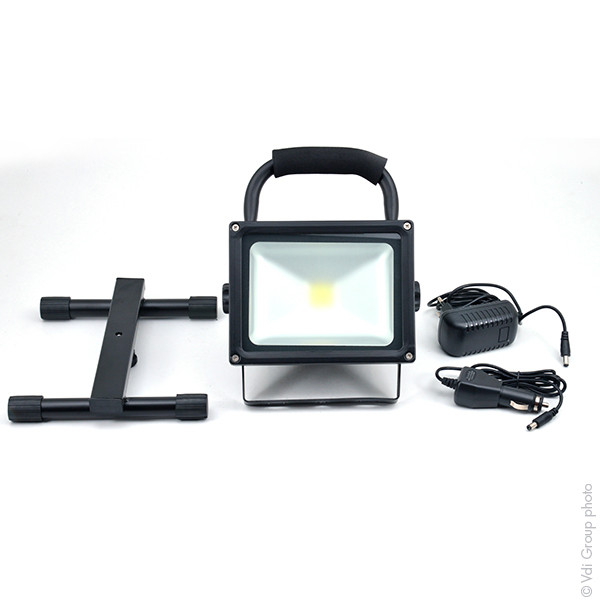 Projecteur rechargeable LED 20W ML CA 120 MLCA120 - 34797