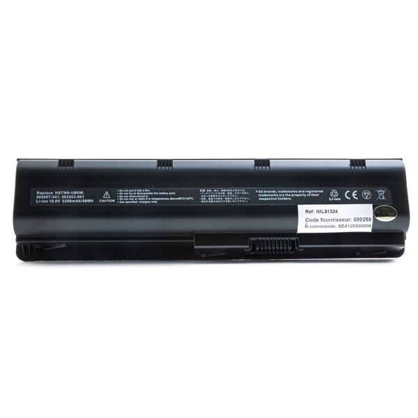 Batterie NX 10.8V 5200mAh 586007-541 586007541 593553-001 - 23039