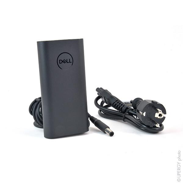 Alimentation d'origine pour ordinateur portable Dell 19.5V 90W