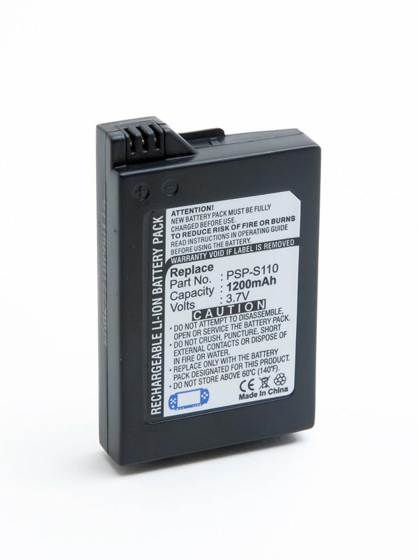Batterie NX 3.7V 1200mAh PSP-3004 PSP3004 PSP 3004 - 21510