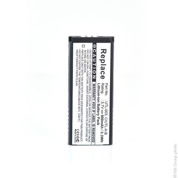 Batterie jeu vidéo NX 3.7V 900mAh C/UTL-A-BP CUTLABP UTL-003 - 31006